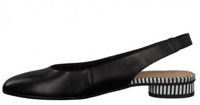 Туфлі  для жінок Tamaris 1-1-29409-32-052 BLACK/STRIPES фото, купити, 2017
