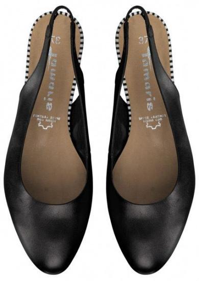 Туфлі  для жінок Tamaris 1-1-29409-32-052 BLACK/STRIPES продаж, 2017