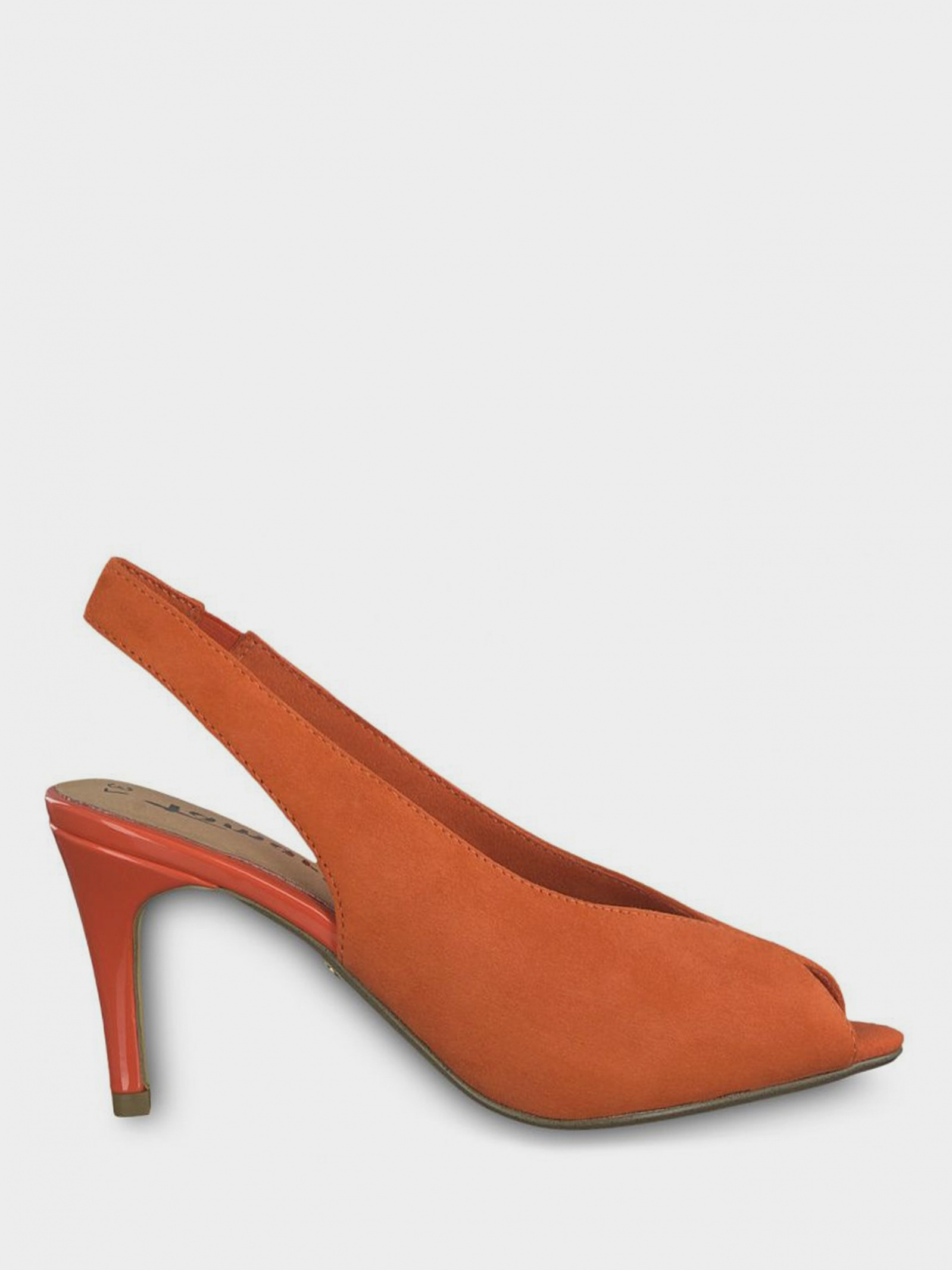 Босоніжки  для жінок Tamaris 1-1-29614-32-606 ORANGE ціна взуття, 2017