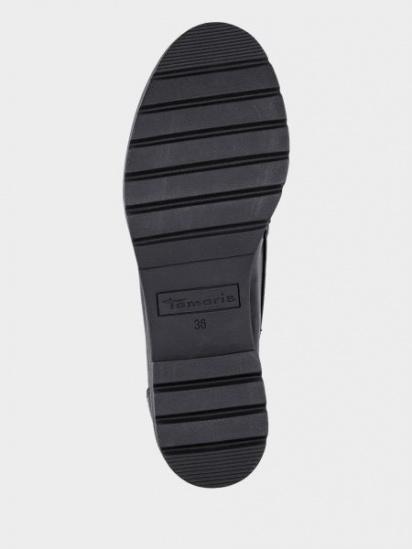 Сліпони Tamaris модель 24600-23-020 BLACK MATT — фото 4 - INTERTOP