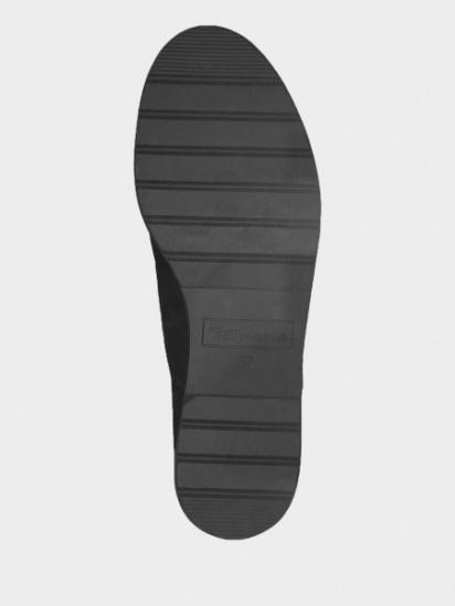 Напівчеревики Tamaris модель 23660-23-001 BLACK — фото 3 - INTERTOP