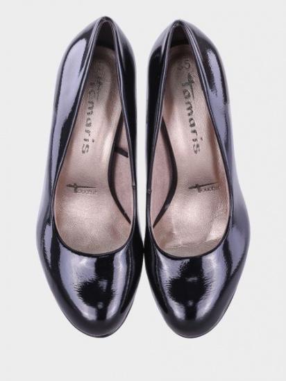 Туфлі Tamaris модель 22444-23-018 BLACK PATENT — фото 4 - INTERTOP