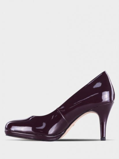 Туфлі Tamaris модель 22444-23-528 AUBERGINE PAT. — фото 2 - INTERTOP