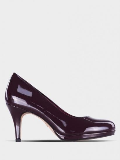 Туфлі Tamaris модель 22444-23-528 AUBERGINE PAT. — фото - INTERTOP