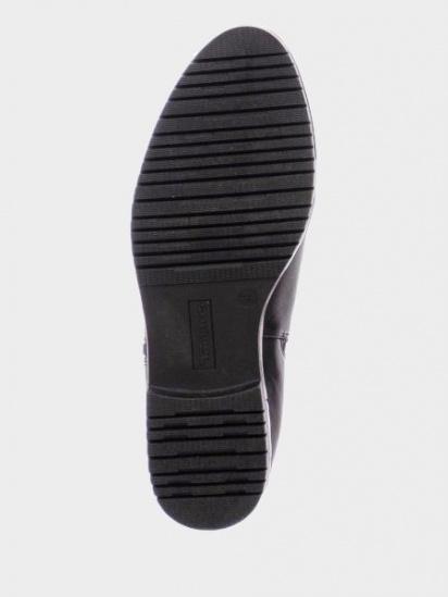 Черевики Tamaris модель 25496-23-001 BLACK — фото 3 - INTERTOP