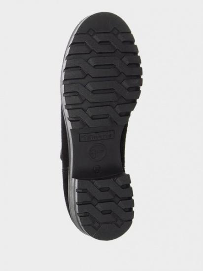Челсі Tamaris модель 25435-23-004 BLACK SUEDE — фото 3 - INTERTOP