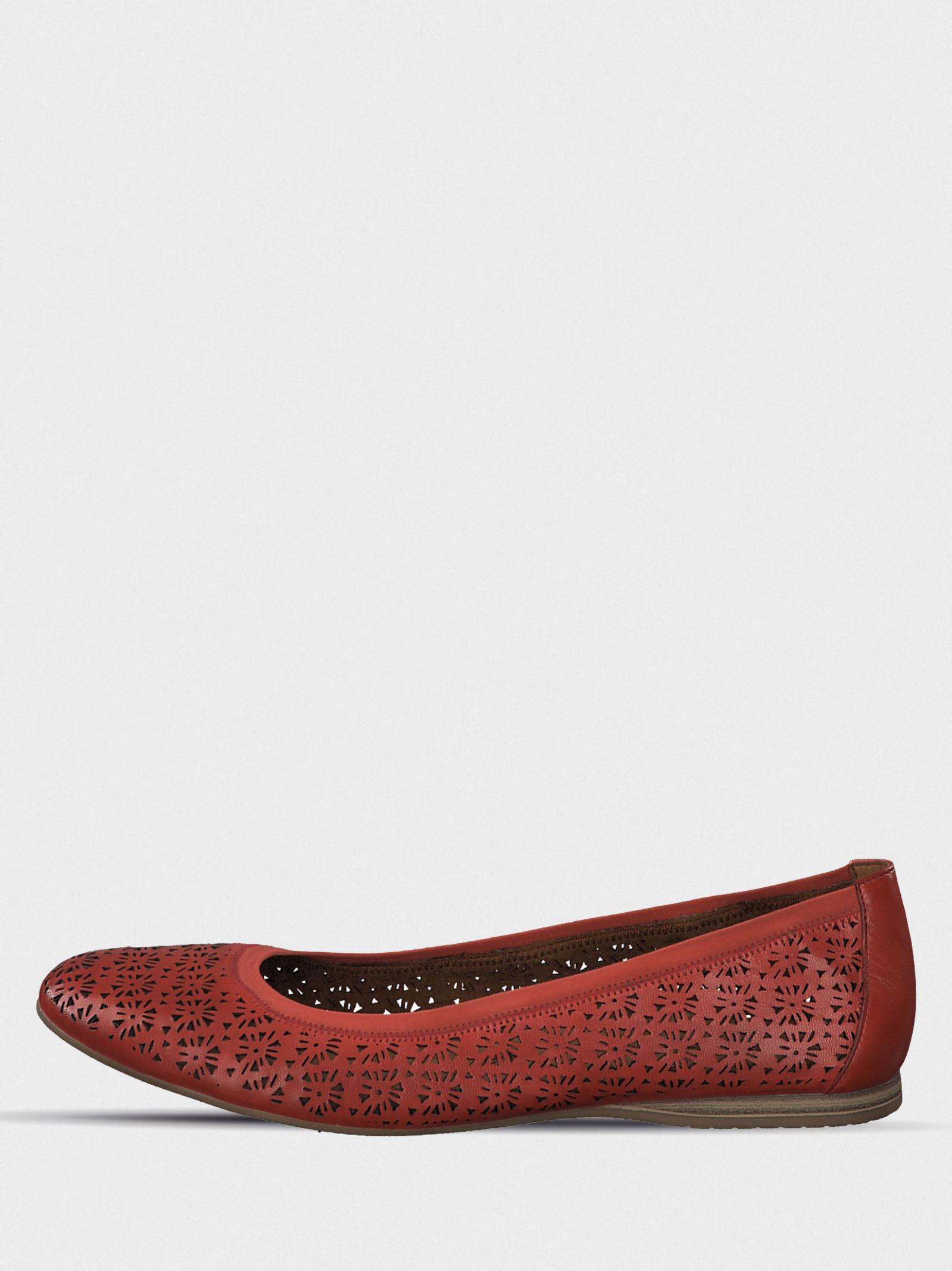 Балетки для женщин Tamaris IS713 размерная сетка обуви, 2017