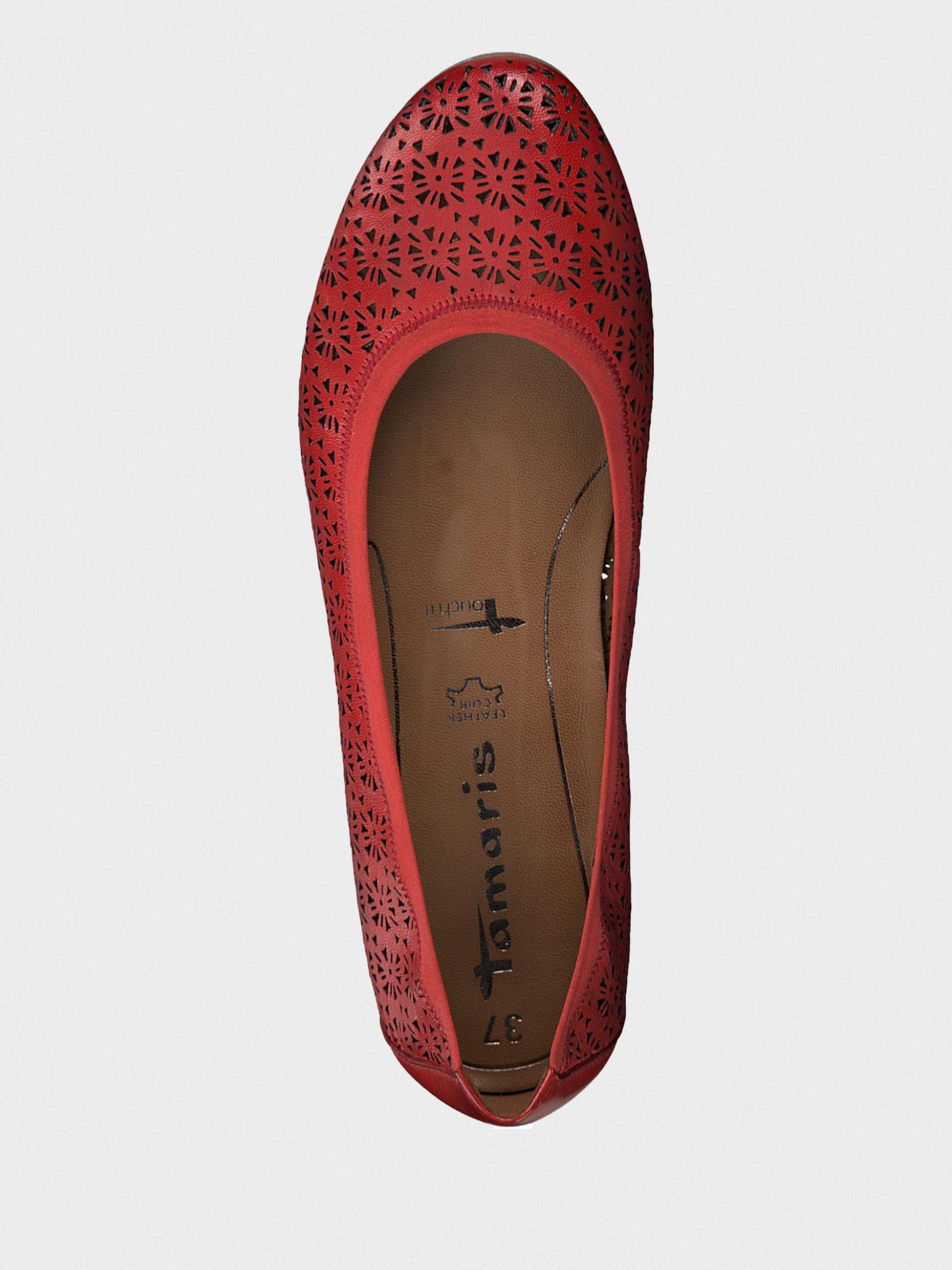Балетки для женщин Tamaris IS713 размеры обуви, 2017