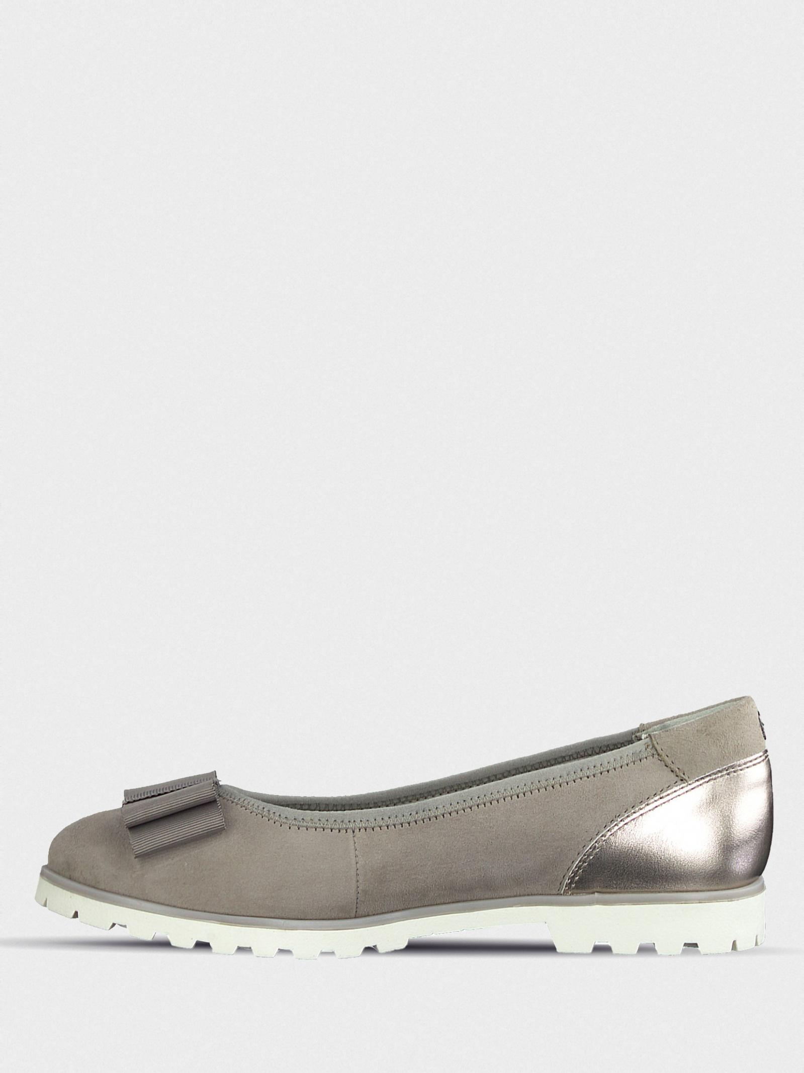 Балетки для женщин Tamaris IS716 размерная сетка обуви, 2017