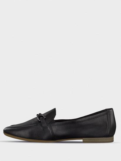 Туфлі Tamaris модель 24211-24-003 BLACK LEATHER — фото 2 - INTERTOP