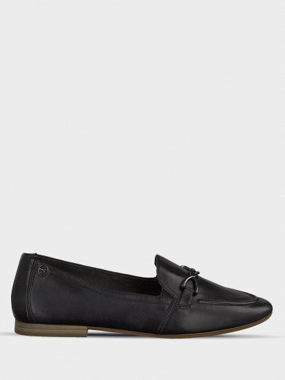 Туфлі Tamaris модель 24211-24-003 BLACK LEATHER — фото - INTERTOP