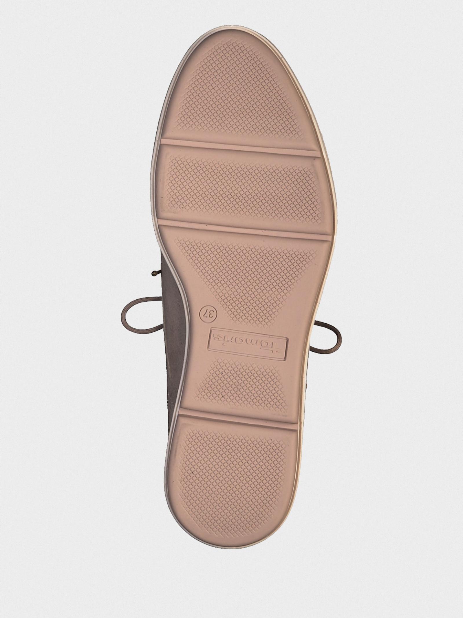 Полуботинки для женщин Tamaris IS738 модная обувь, 2017