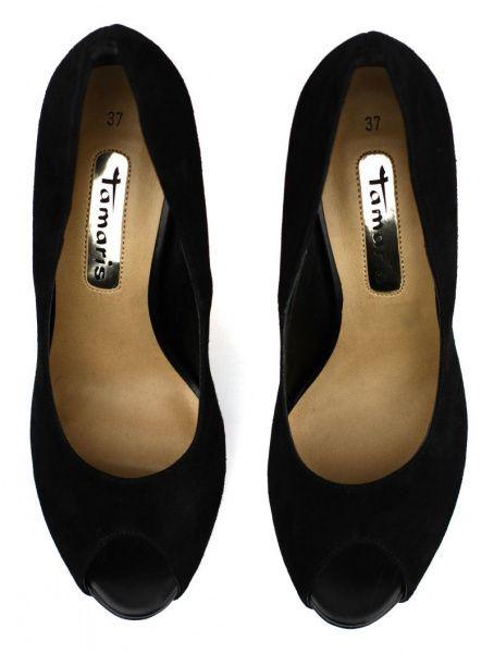 Босоніжки  для жінок Tamaris 29303-24-007 black uni брендове взуття, 2017