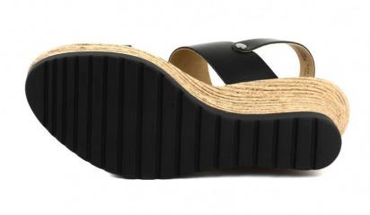 Босоніжки Tamaris модель 28370-24-043 black/blk pat. — фото 8 - INTERTOP