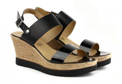 Босоніжки Tamaris модель 28370-24-043 black/blk pat. — фото - INTERTOP