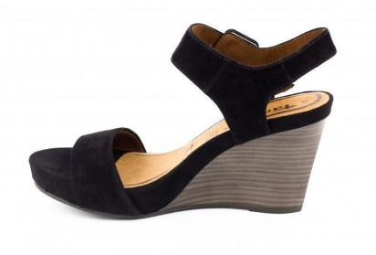 Босоніжки Tamaris модель 28356-24-001 black — фото 3 - INTERTOP