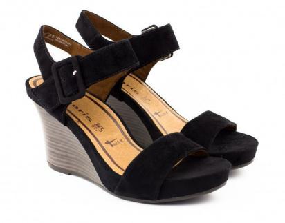 Босоніжки Tamaris модель 28356-24-001 black — фото - INTERTOP