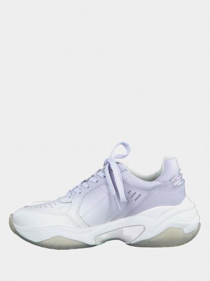 Кросівки для міста Tamaris модель 1-1-23735-26 158 WHITE/LILAC — фото 2 - INTERTOP