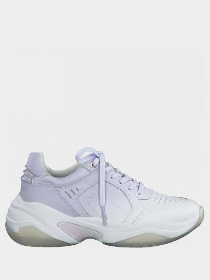 Кросівки для міста Tamaris модель 1-1-23735-26 158 WHITE/LILAC — фото - INTERTOP