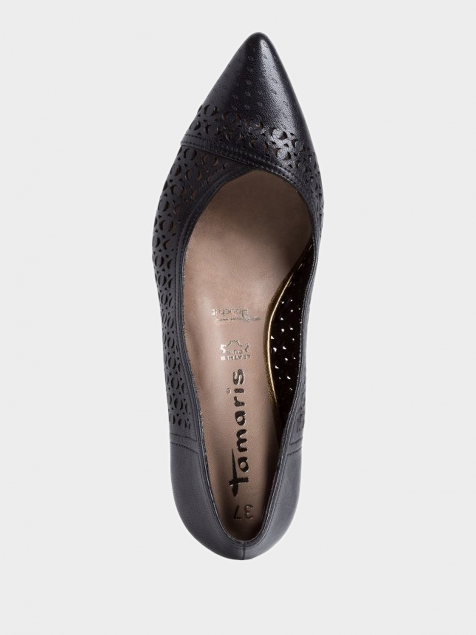 Туфлі  для жінок Tamaris 22419-24-001 black купити в Iнтертоп, 2017