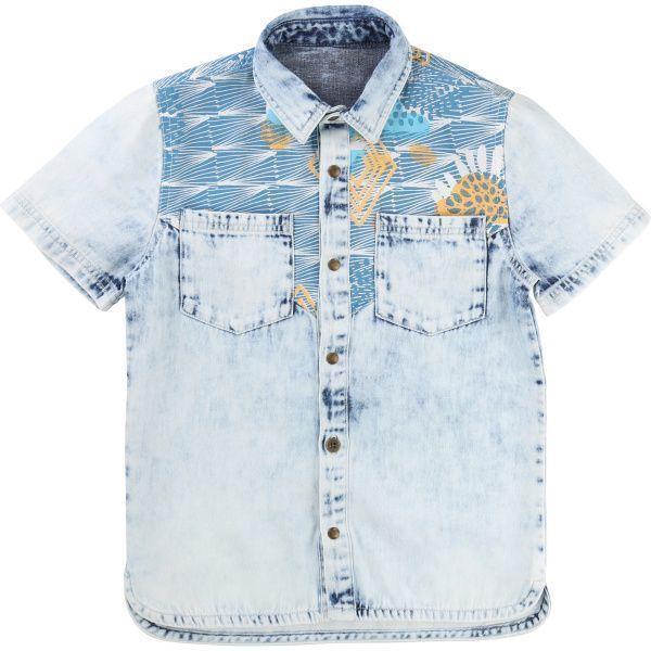 Billybandit Рубашка с коротким рукавом детские модель IX59 цена, 2017