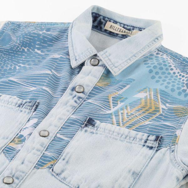Billybandit Рубашка с коротким рукавом детские модель IX59 приобрести, 2017