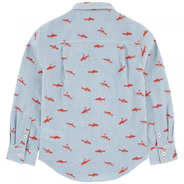 Billybandit Рубашка с длинным рукавом детские модель IX98 цена, 2017