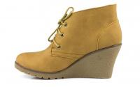 Ботинки для женщин Plato JC1740 размерная сетка обуви, 2017