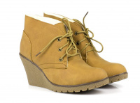 Ботинки для женщин Plato JC1740 цена, 2017