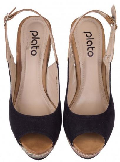 Босоніжки Plato - фото