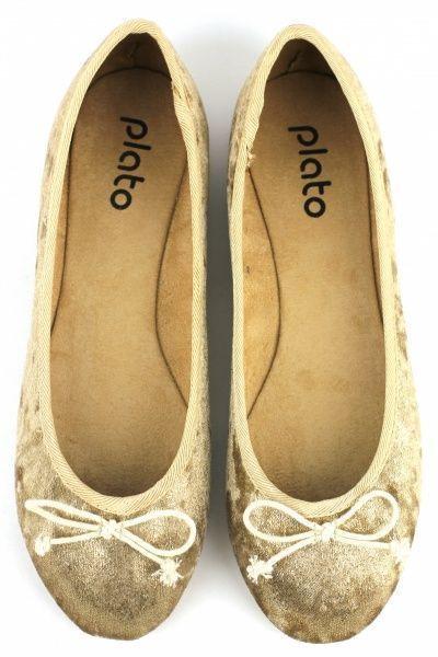 Балетки для женщин Plato SHL JC2030 , 2017