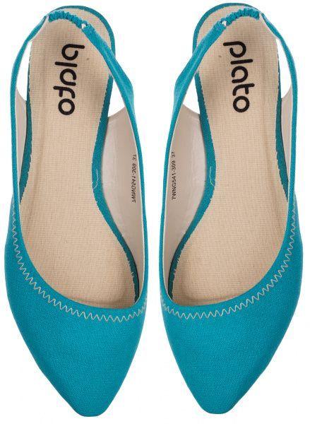 Туфли для женщин Plato JC2036 брендовые, 2017