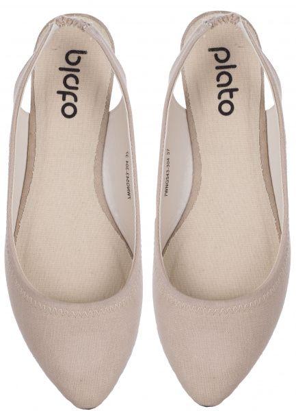 Туфли для женщин Plato JC2038 брендовые, 2017