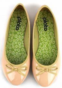 Балетки для женщин Plato SHL JC2104 модная обувь, 2017