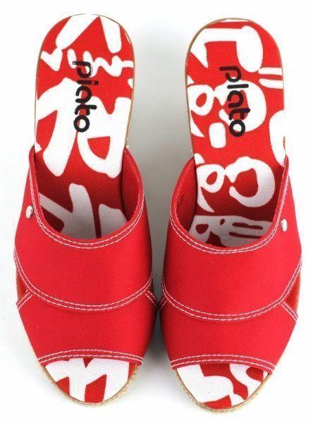 Шлёпанцы женские Plato JC2143 размерная сетка обуви, 2017