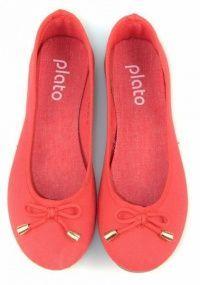 Балетки для женщин Plato SHL JC2482 модная обувь, 2017