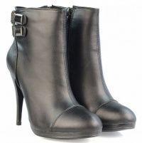 Ботинки для женщин Plato SHL JC2578 модная обувь, 2017