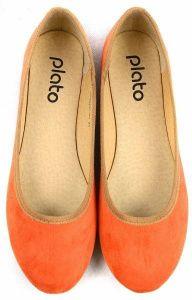 Балетки для женщин Plato SHL JC2761 модная обувь, 2017