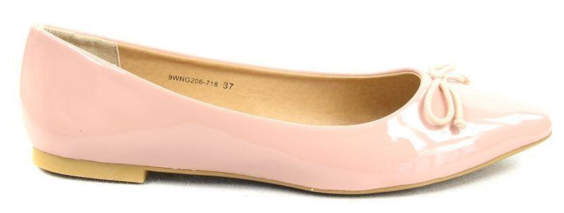 Купить Балетки модель JC2764, Plato, Розовый