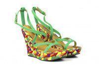 Босоножки для женщин Plato JC2777 размерная сетка обуви, 2017