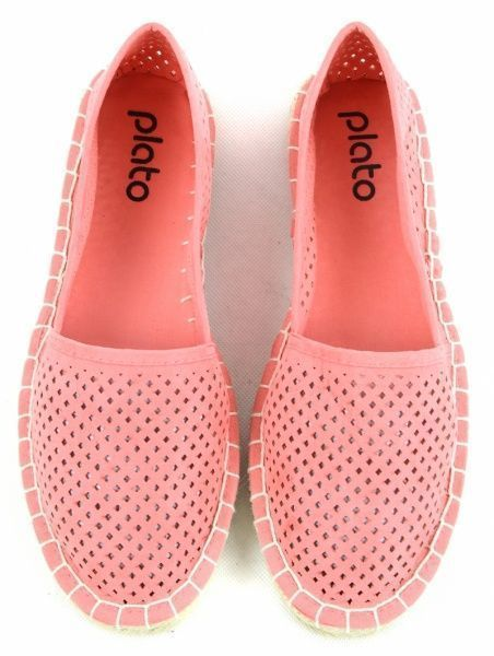 Туфли для женщин Plato JC2822 примерка, 2017