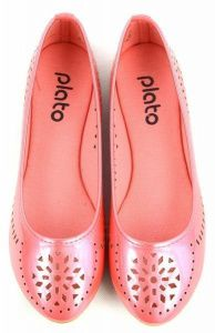 Балетки для женщин Plato SHL JC2835 купить обувь, 2017