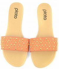 Шлёпанцы для женщин Plato SHL JC2879 купить обувь, 2017