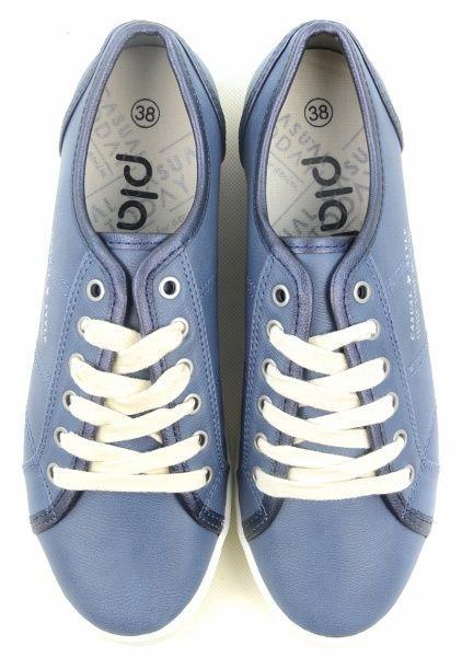 Полуботинки для женщин Plato CRT JR476 брендовая обувь, 2017