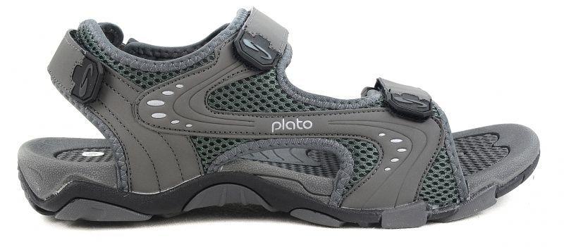 Сандалии для мужчин Plato CRT JR505 размеры обуви, 2017