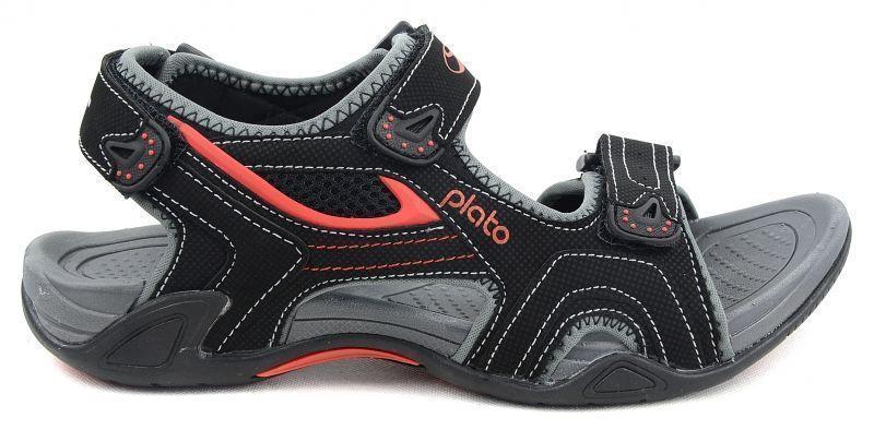 Сандалии для мужчин Plato CRT JR506 размеры обуви, 2017