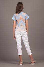 Блуза детские ANDRE TAN модель K20089P качество, 2017