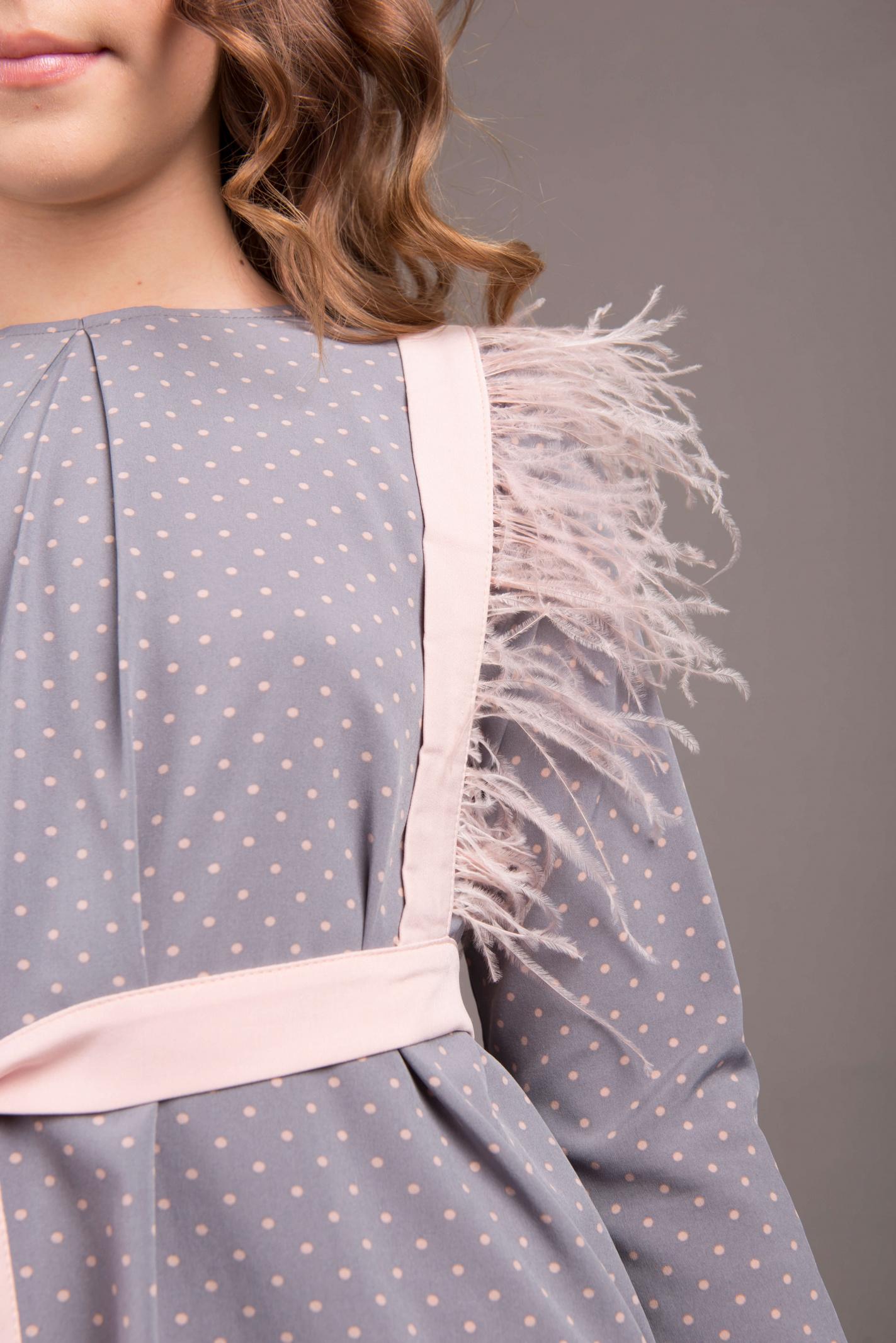 Платье детские ANDRE TAN модель K30024P качество, 2017