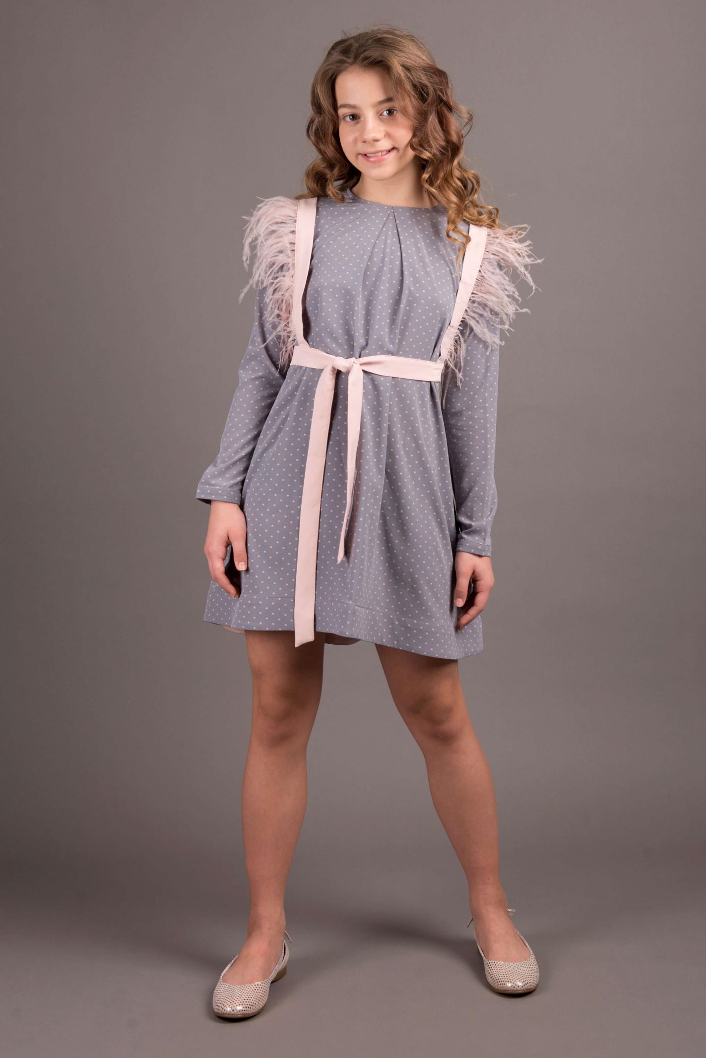 Платье детские ANDRE TAN модель K30024P купить, 2017