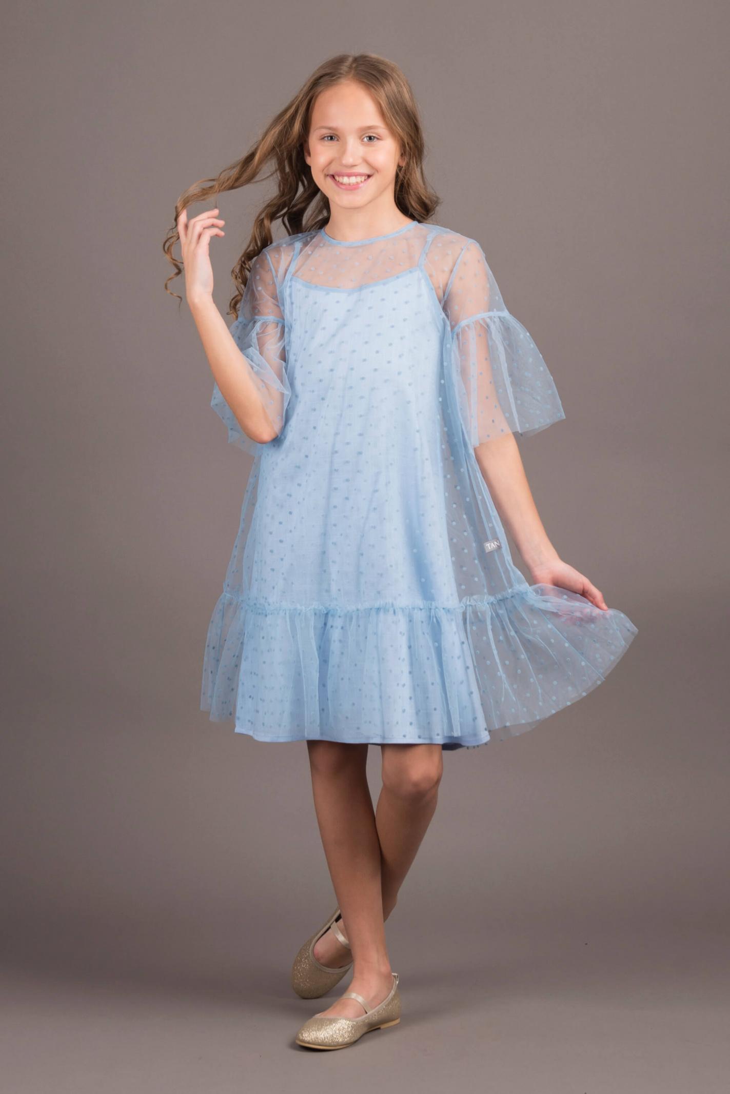 Платье детские ANDRE TAN модель K30025P купить, 2017